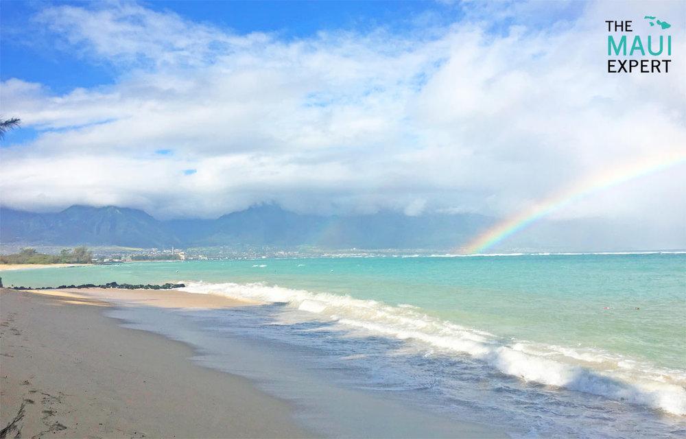 Kanaha Beach Maui Rainbow.jpg