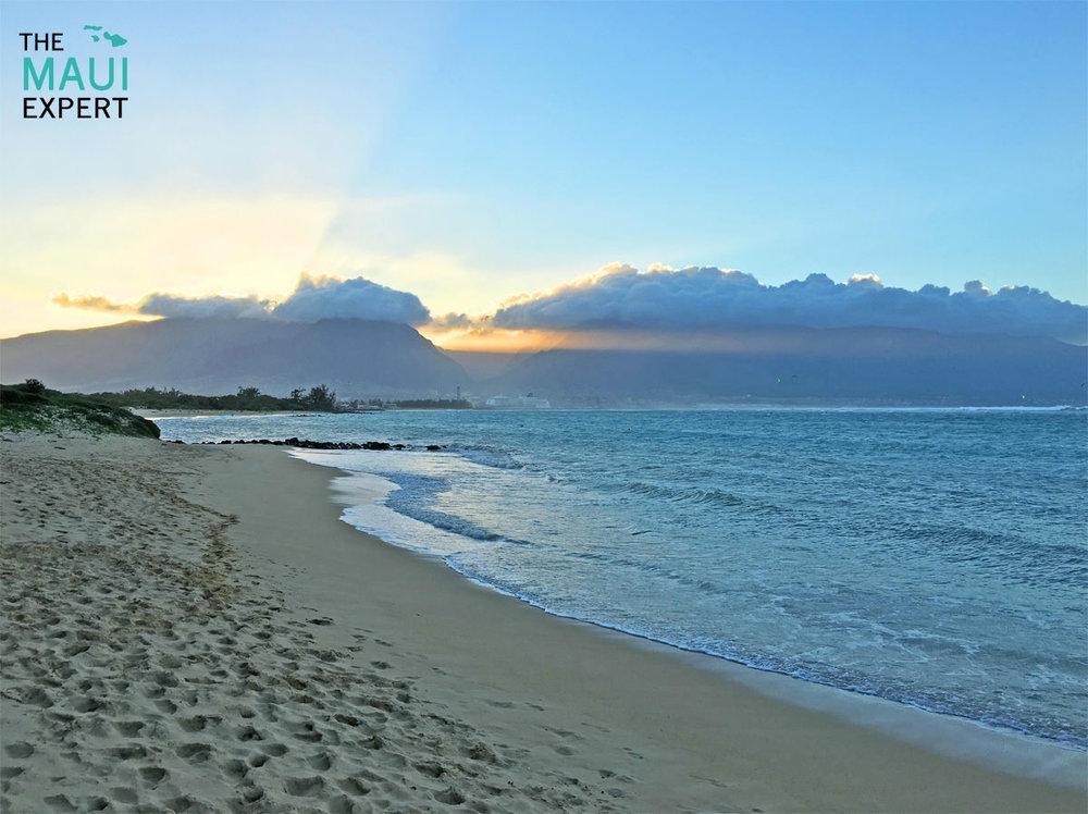 Kanaha Beach Maui Sunset.jpg
