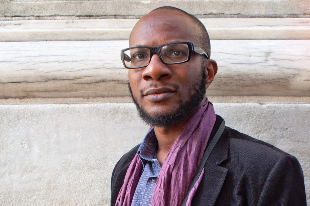 Teju Cole  Photo by Tim Knox