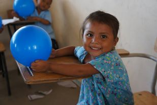 Photo take at The Way Tribal School - La Guajira, Colombia