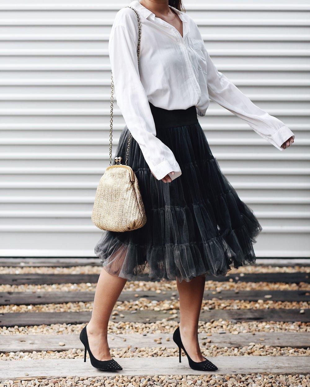 Sammy and sid vintage  Tulle skirt