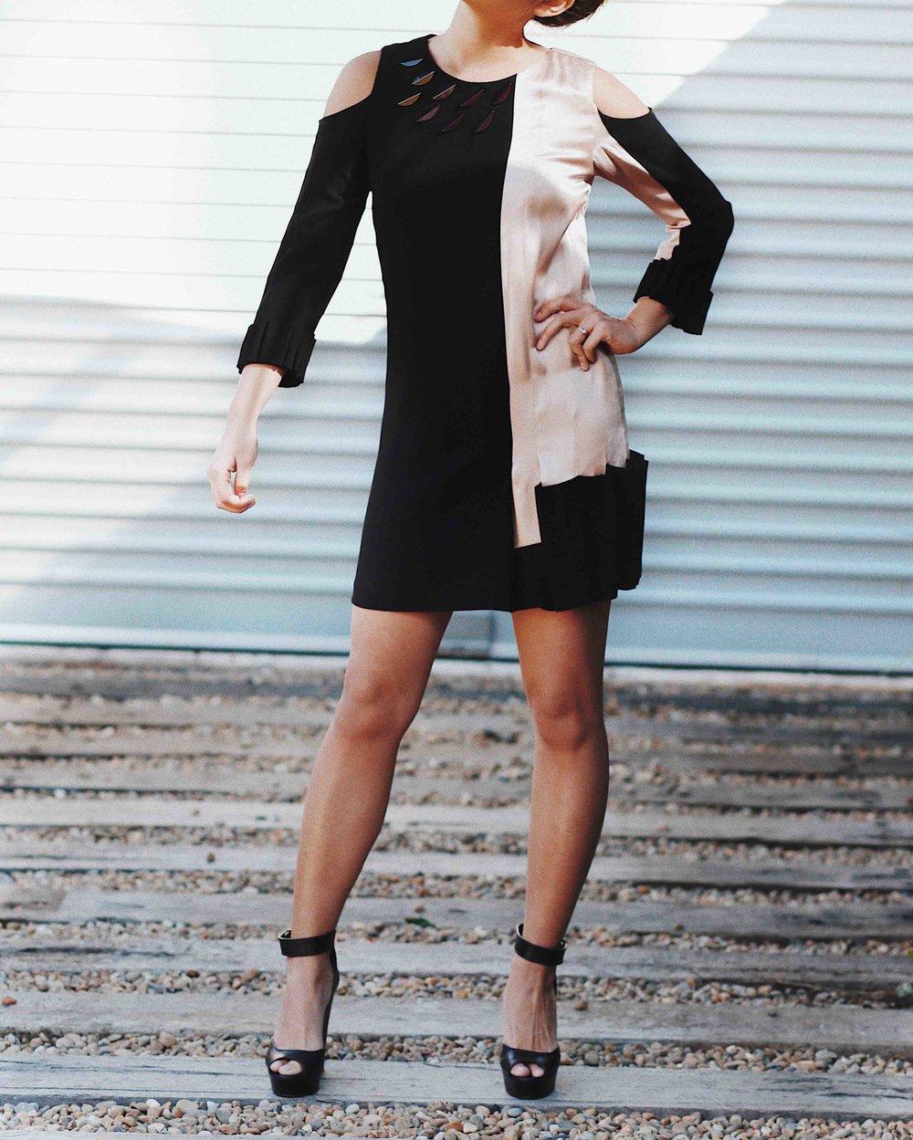 Pink outfits sydney vintage designer
