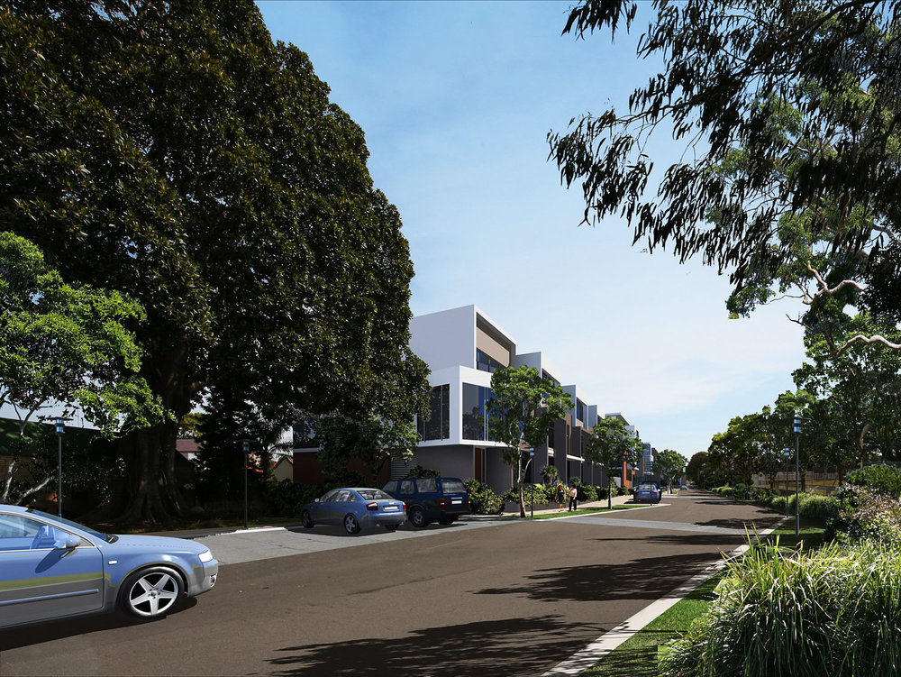 DONCASTER AVE, RANDWICK