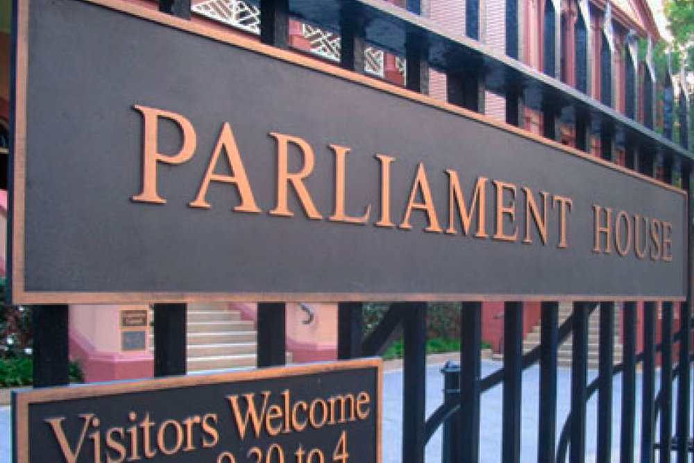 PARLIAMENT HOUSE, SYDNEY