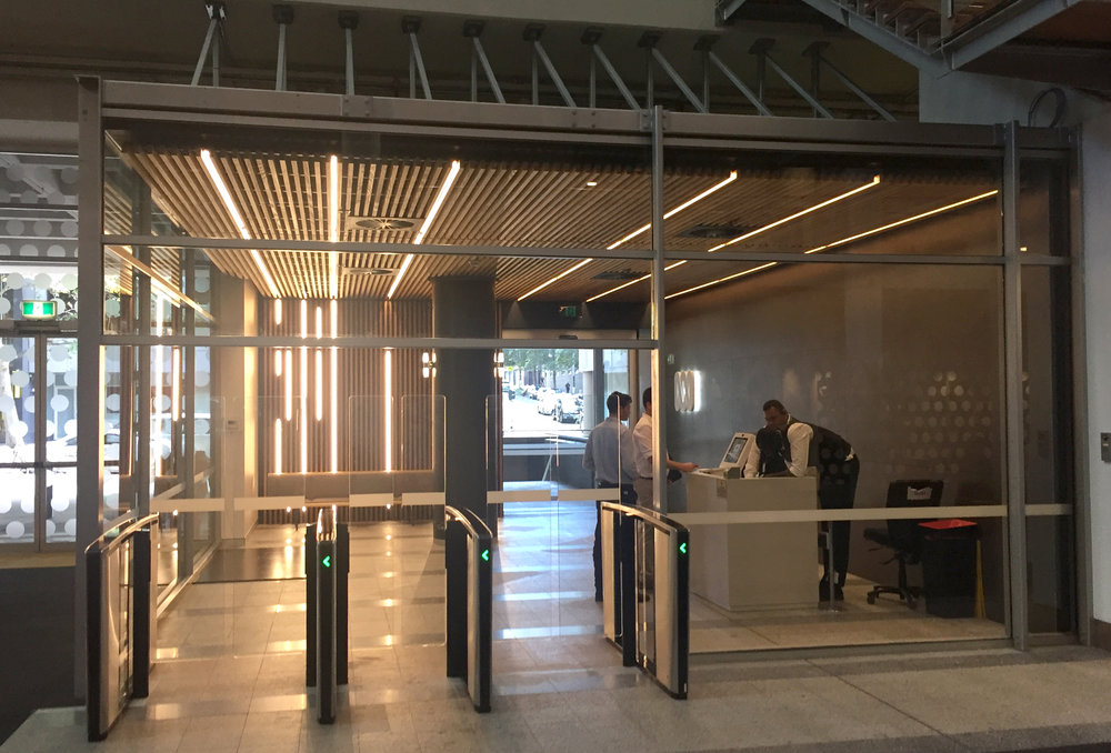 ABC ULTIMO CENTRE- NEW MAIN RECEPTION AND CONCIERGE