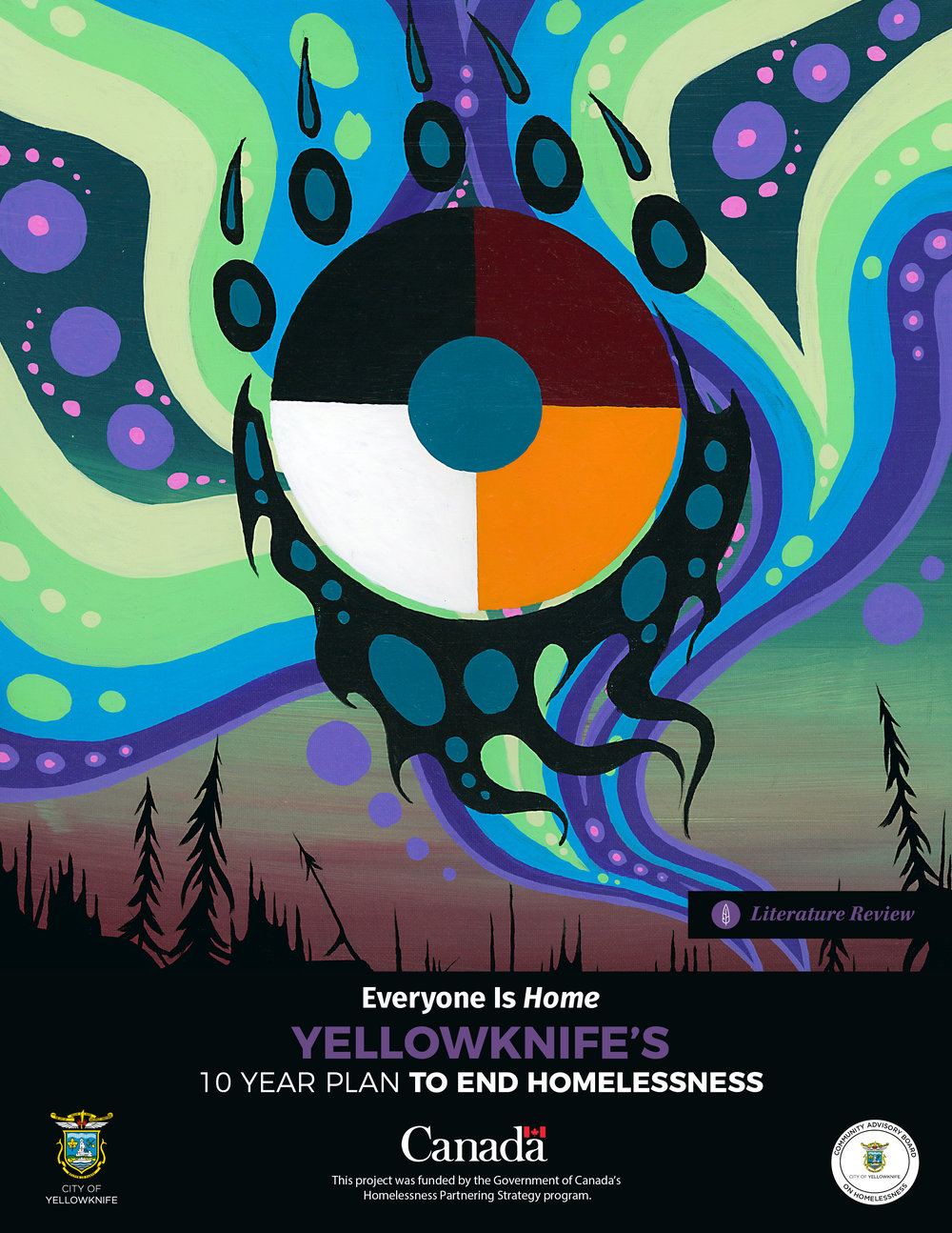 Yellowknife Plan to End Homelessness - Working with community leaders, we helped the city develop its strategy to end homelessness embedding the prioritization of Reconciliation and healing. This ambitious plan sets Yellowknifers on a tailored path to address local priorities and develop innovative approaches to complex social issues in Canada's North.Download Report