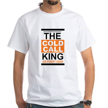 The Cold Call King T-Shirt  $19.19