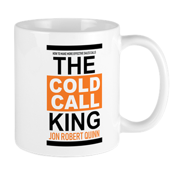 The Cold Call King Mugs  $13.19