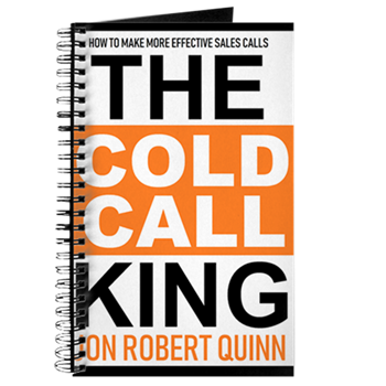 The Cold Call King Journal  $11.39