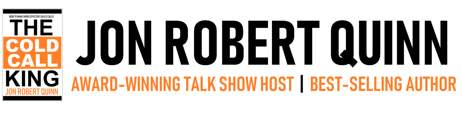 JON ROBERT QUINN | Award-Winning Talk Show Host | Best-Selling Author