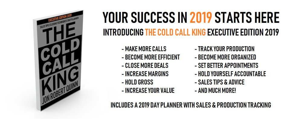 The Cold Call King Exectuve Edition 2019 Advertisement.jpg