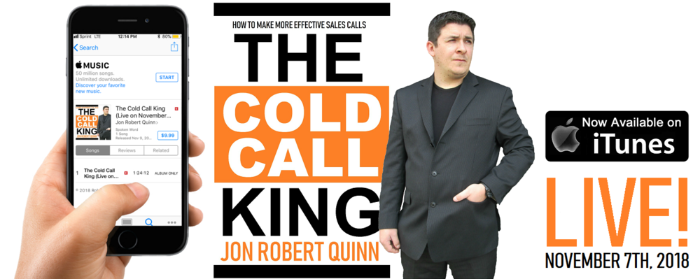 The Cold Call King Live iTunes.png