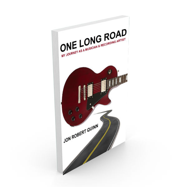 One Long Road:   My Journey as a Musician & Recording Artist Paperback  $14.95     ORDER NOW