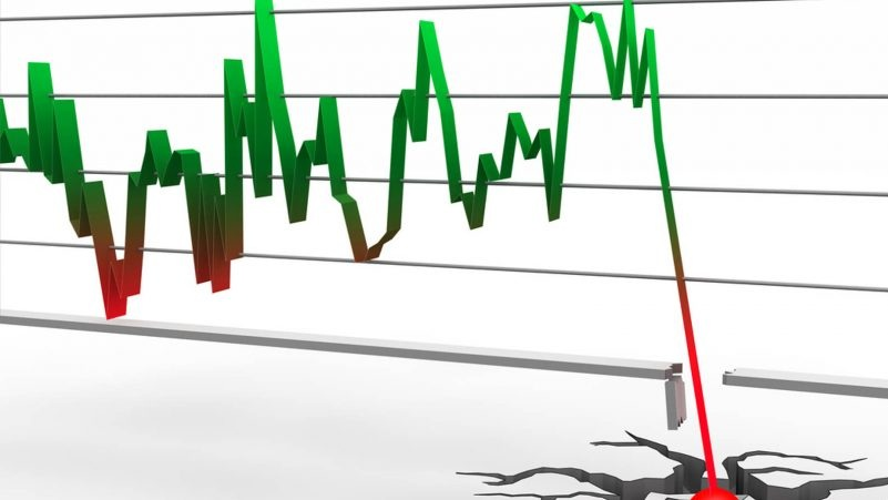 IS THE MARKET GOING TO CRASH AGAIN?  by Morgan Goutermont