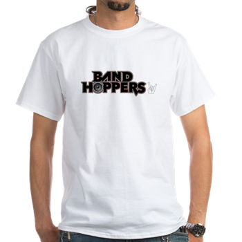 BandHoppers White T-Shirt   $17.89     ORDER NOW!