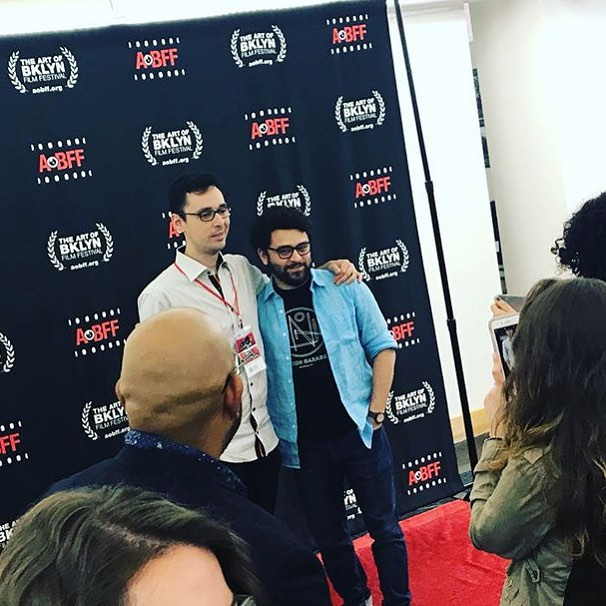 Here we are, walking the red carpet for LONG GOODBYE at @theartofbklyn #FilmFestival!  Photo credit: @jchangpr • • • • • #independentfilm #film #filmisnotdead #videomaking #filmmaking #moviemaking #filmmakinglife #filmmaker #movie #indiefilm #cinema #filmcamera #filmset #believeinfilm #filmcommunity #AOBFF18 #brooklyn #nyc #newyorkcity #madeinny #made_in_ny #nycfilm #nycfilmmaker #nycfilms #nyclife #redcarpet #redcarpetready