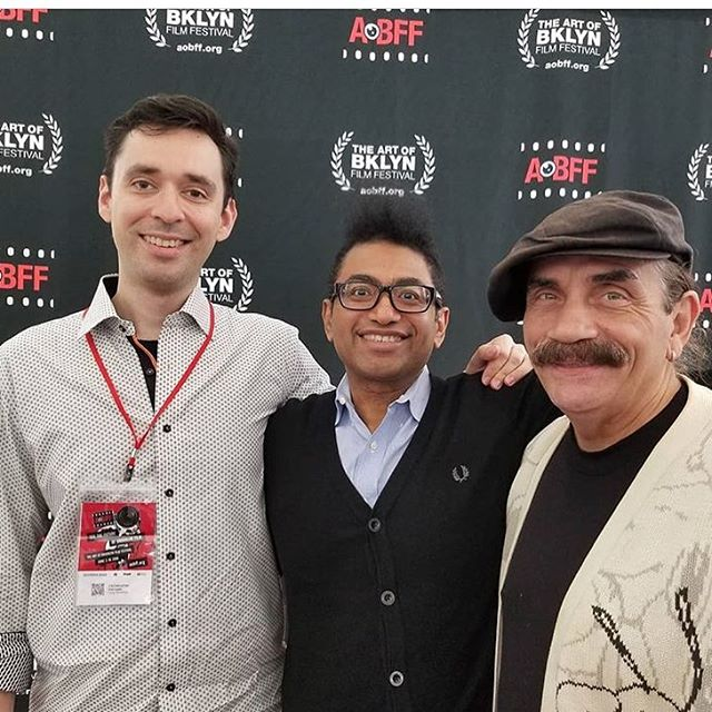 #flashbackfriday to June 10 when @checkerphil was on the @theartofbklyn #redcarpet to support our director @cpvernale with #longgoodbyefilm. Thank you for being there!!! 💜💜💜 📷 by @checkerphil • • • • #independentfilm #film #filmisnotdead #videomaking #filmmaking #moviemaking #filmmakinglife #filmmaker #movie #indiefilm #cinema #filmcamera #filmset #believeinfilm #filmcommunity #AOBFF18 #brooklyn #madeinny #made_in_ny #nycfilm #nycfilmmaker #nycfilms #SupportIndieFilm #filmfestival