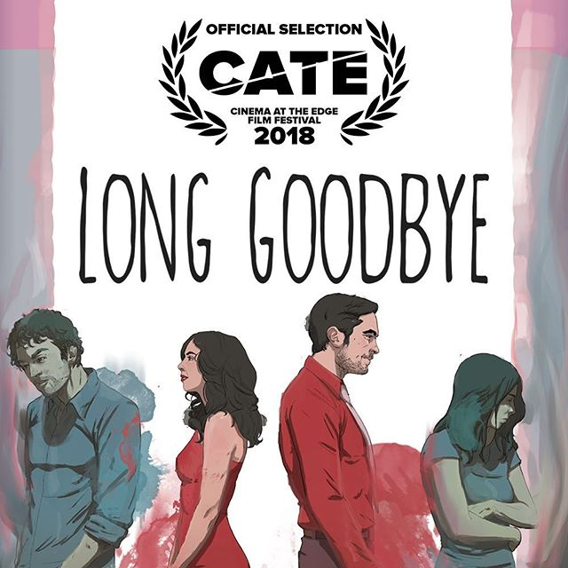 We're thrilled to announce that the West Coast premiere of LONG GOODBYE will be at @cinemaattheedge this coming Sunday Nov 3rd!  Get your tix via link in bio.  Sun, Nov 3rd, 3:00 PM Edgemar Center for the Arts 2437 Main Street, Santa Monica, CA 90405 • • • #independentfilm #filmfestival #film #filmisnotdead #filmmaking #filmindustry #moviemaking #filmmakinglife #filmmaker #filmmakers #movie #indiefilm #cinema #filmfeed #believeinfilm #filmcommunity #brooklyninla #madeinny #made_in_ny #nycfilm #nycfilmmaker #santamonica #la @americanfilmmarket @seesantamonica #AFM2018 #SeeSantaMonica #CATE2018 #CATE18