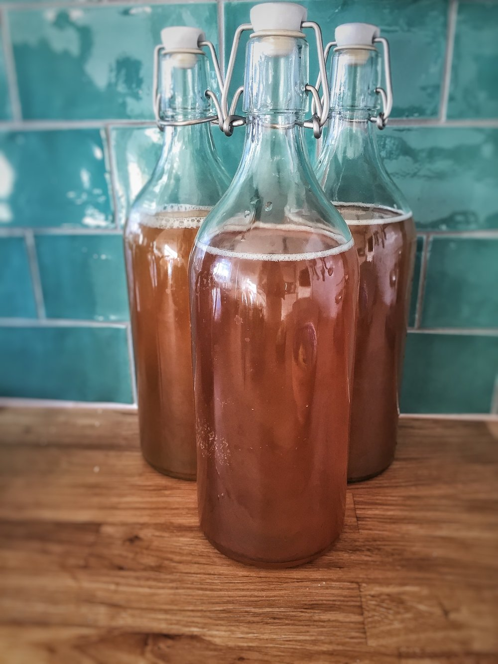 kombucha at home