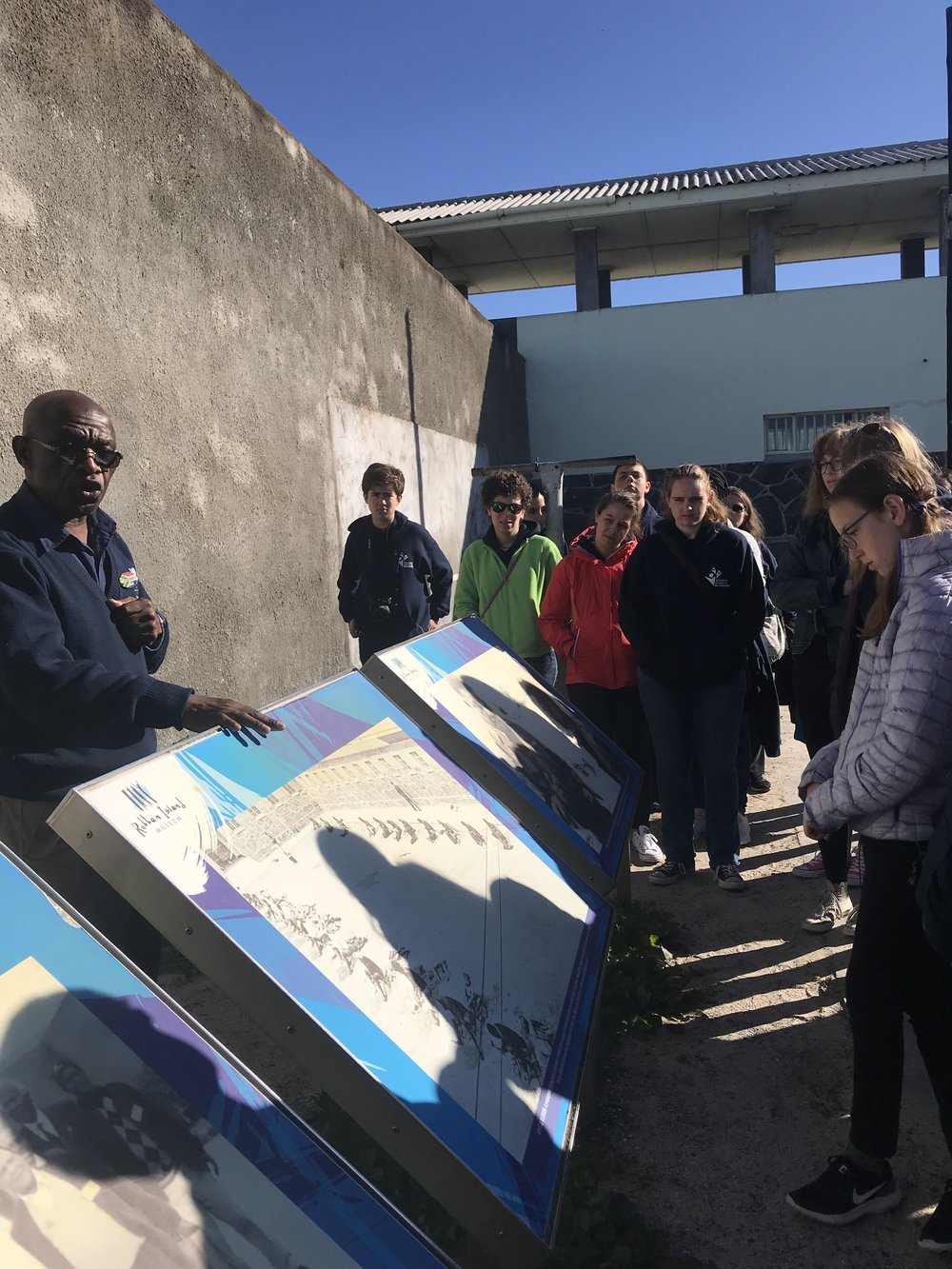 Robben Island. Photo: Anita Gay