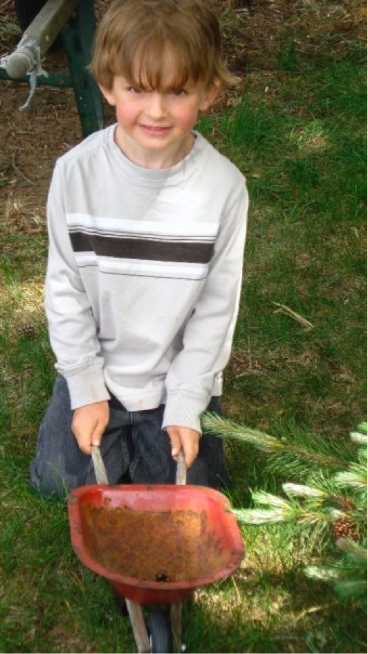 Youngest Helper: Nick