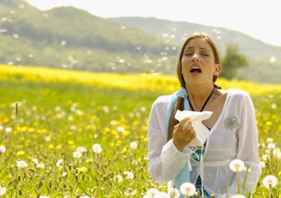 allergies being fixed by acupuncture