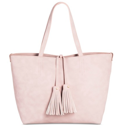 Pink Tote - $45