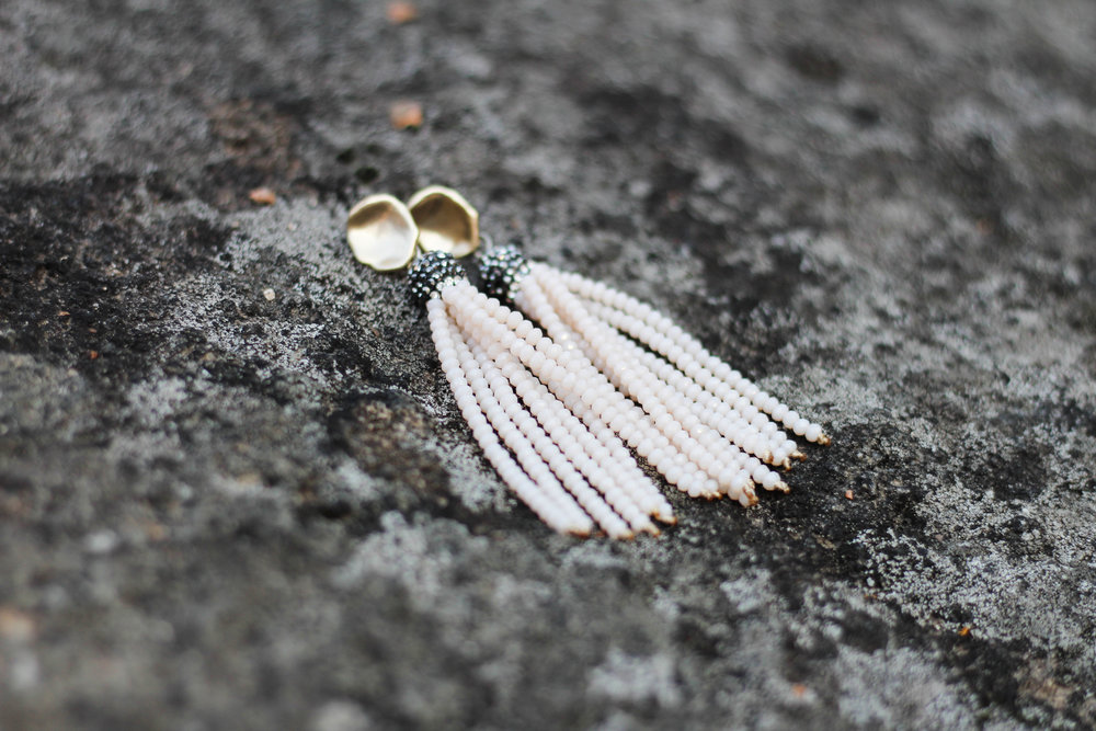 Tassel Earrings - $26