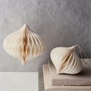Westelm Paper Ornaments