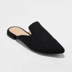 Black Mules -