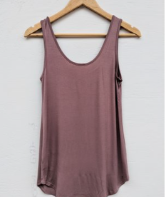 Dark Pink Tank Top | Ademurelife Fashion Blog