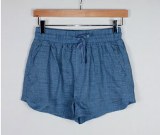 Blue Shorts | Ademurelife Fashion Blog