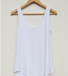 White Tank Top | Ademurelife Fashion Blog