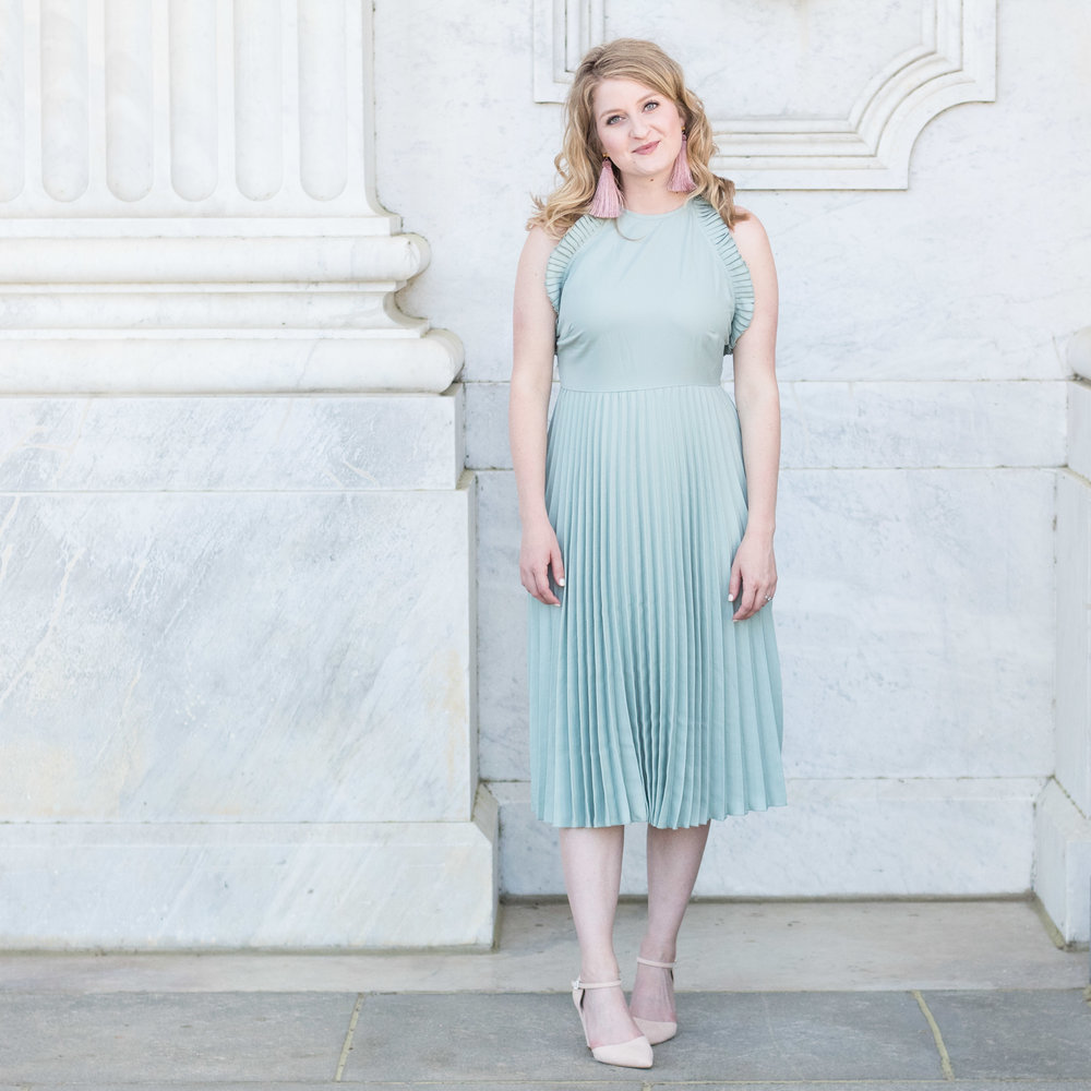 Teal Cocktail Dress South Carolina