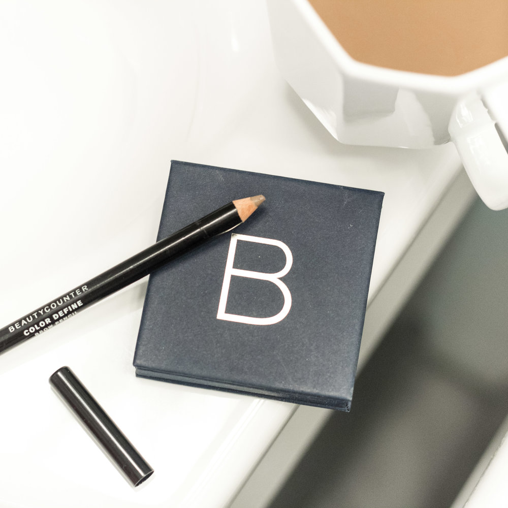 Beauty Counter's Flawless in Five Eyebrow Pencil