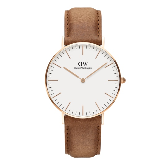Daniel Wellington Watch | Demure Fashion Blog