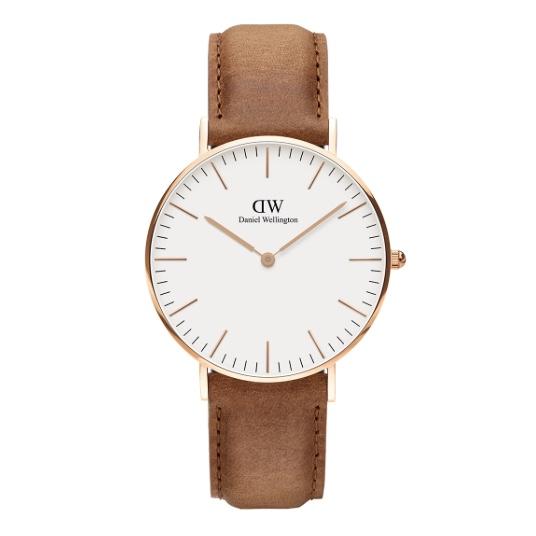 Daniel Wellington Watch | Demure Fashion Blog