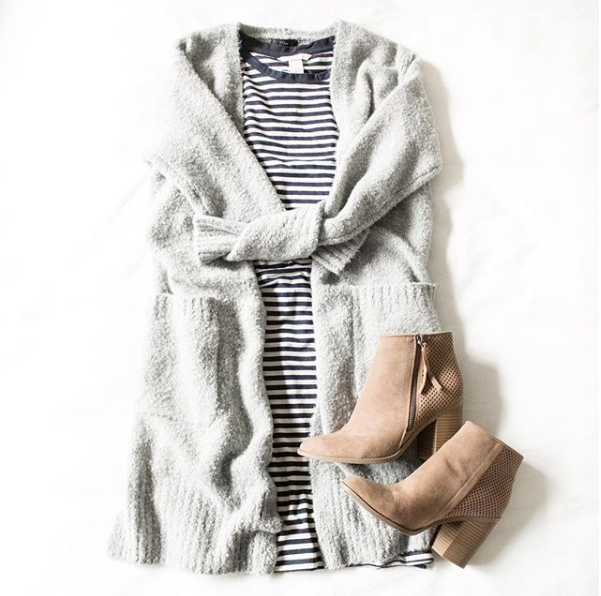 Fall Outfit Inspiration | Demure Fashion Blog