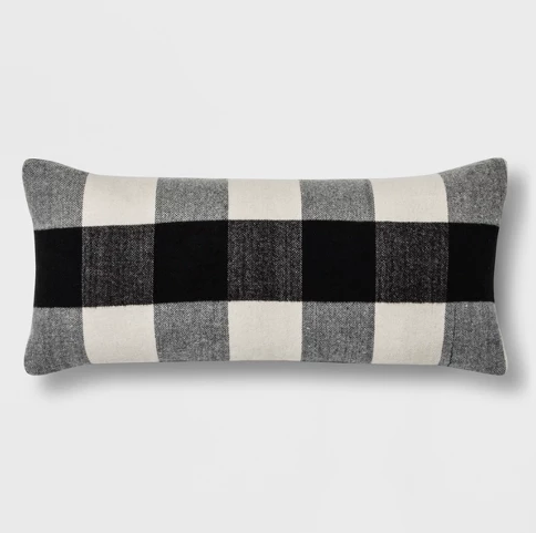 Buffalo Plaid Accent Pillow