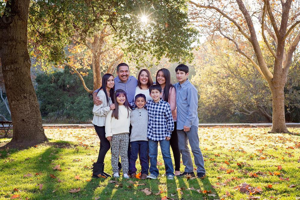 Family Photographer, Toro Park, Salinas, Ca