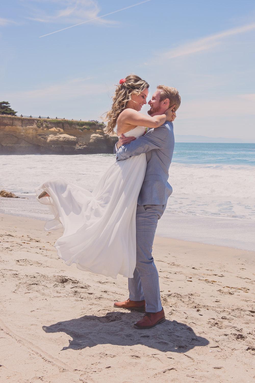 Wedding Photographer, Santa Cruz, CA