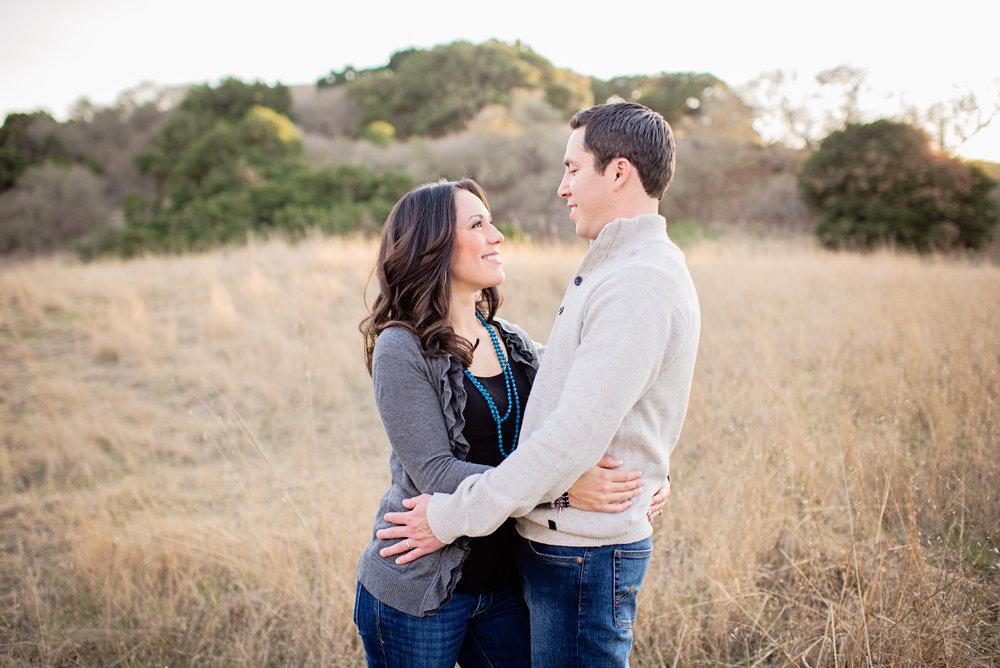 Engagement Photography, Monterey, CA