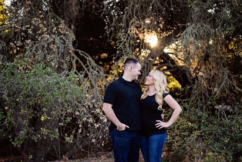 Engagement Photos, Carmel Valley, CA