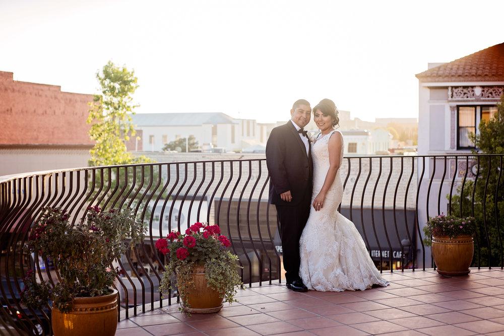 City Wedding Photos, Salinas, Ca