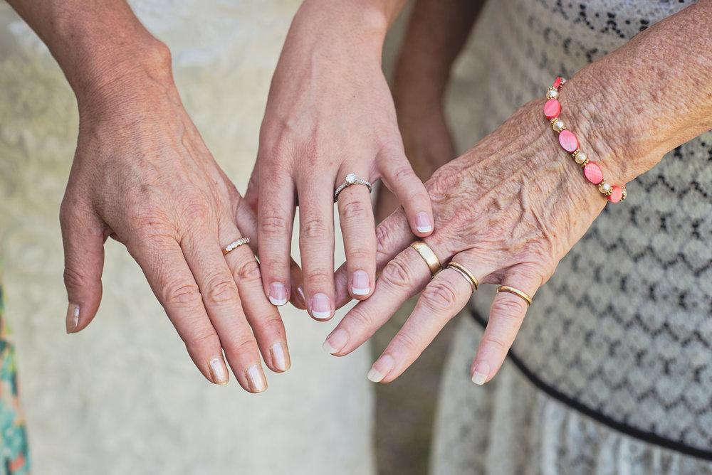 Monterey Weddings, Three Generations, Monterey, CA