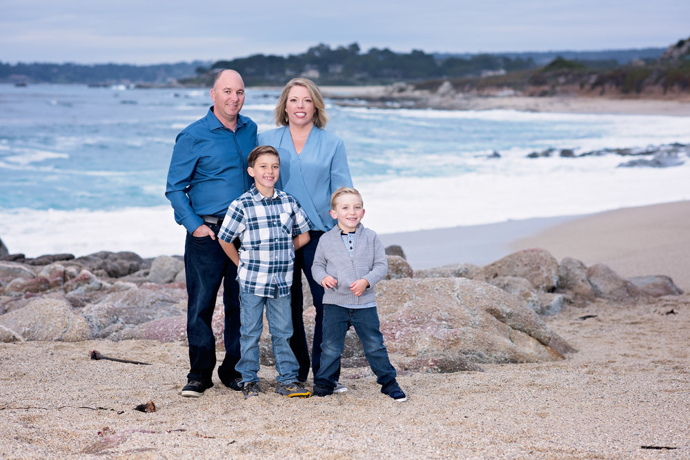Monterey Beach Photography