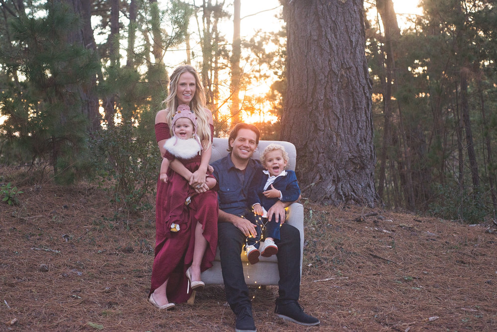 Family Portraits, Monterey
