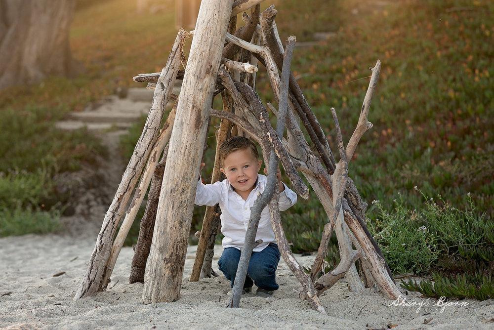 Sheryl Bjorn Photographer, Carmel Beach Portraits