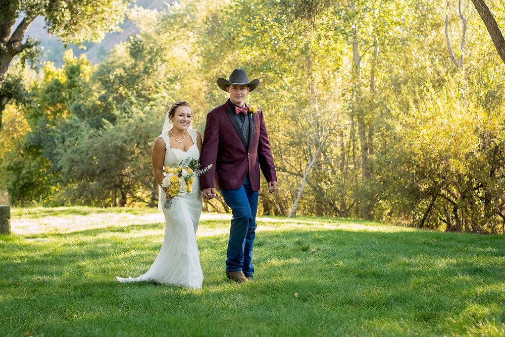 Carmel Valley Rustic Wedding, Gardener Ranch, Carmel Valley, CA