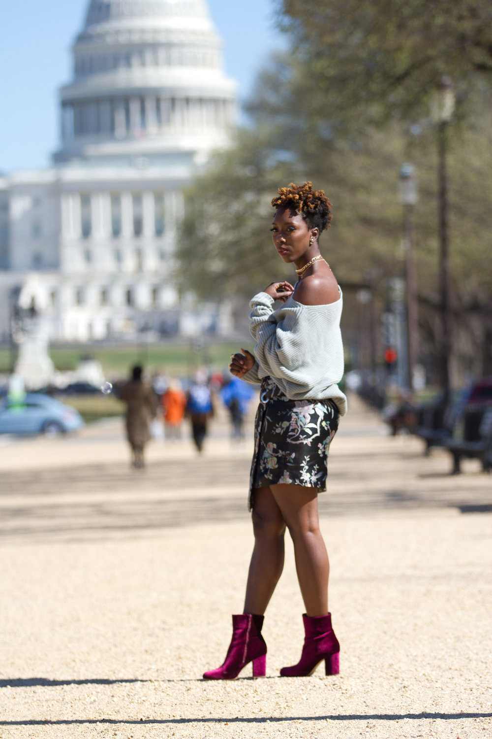 Off-the-shoulder-sweater-wrap-skirt-DC-blogger2